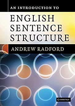 An Introduction to English Sentence Structure par [Radford, Andrew]