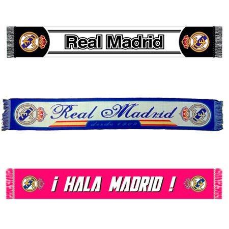 Bufanda Real Madrid surtido