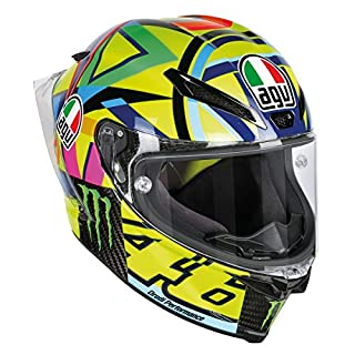 AGV Pista GP R Carbon Rossi SOLELUNA 2016Helm Größe ML