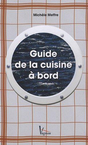 Guide de cuisine à bord