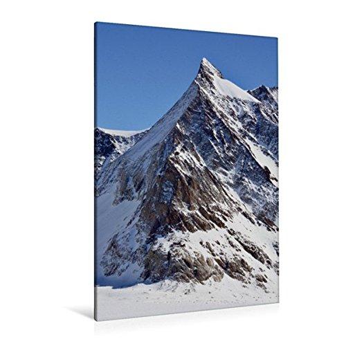 til-Leinwand 80 cm x 120 cm hoch, Blick vom Schilthorn Richtung Westen | Wandbild, Bild auf Keilrahmen, Fertigbild auf echter Leinwand, Leinwanddruck Natur Natur ()