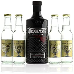 BROCKMANS Gin & Tonic Set Brockmans Intensly Smooth Premium Gin