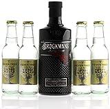 BROCKMANS Gin & Tonic Set