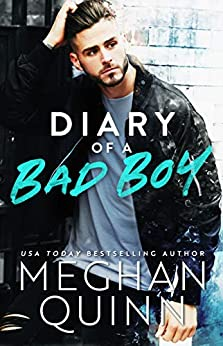Diary of a Bad Boy by [Quinn, Meghan]