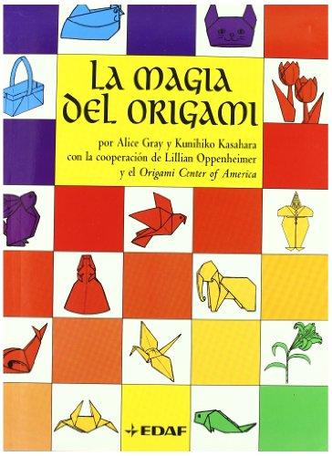 Magia Del Origami, La (Cómo hacer móviles)