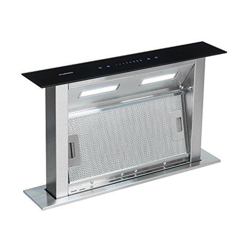 sparen sie 92 neg dunstabzugshaube kf641 abluft umluft kopffrei mit led beleuchtung. Black Bedroom Furniture Sets. Home Design Ideas