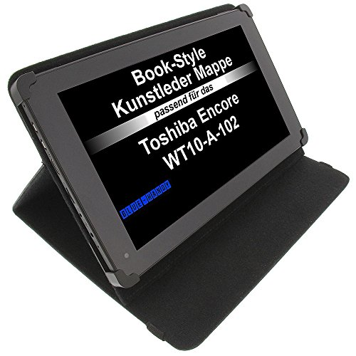 Tasche für Toshiba Encore WT10-A-102 Excite AT10-A-104 Encore 2 Write Excite Pro Excite Write BookStyle