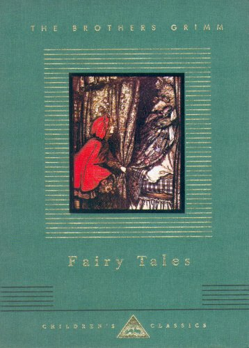 Grimms' Fairy Tales (Everyman's Library CHILDREN'S CLASSICS) por Jacob Grimm