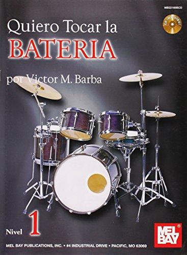 Quiero Tocar La Bateria por Victor (Autho Barba