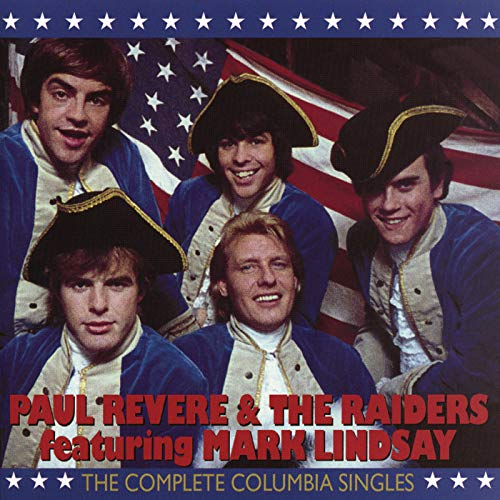 The Complete Columbia Singles Paul Revere
