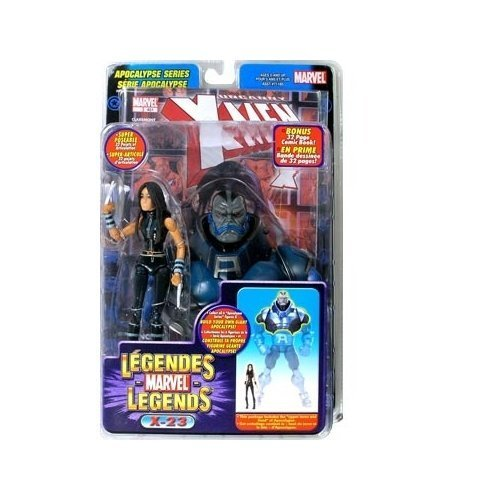 Marvel Legends #12 Apocalypse Series: 6