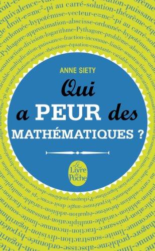 Qui a peur des mathématiques ? par Anne Siéty