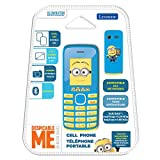 Lexibook GSM20DES - Kinder Minions Handy Quadband Bluetooth MP3-Player Kamera