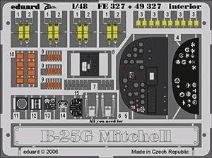 Eduard Accessories FE32730502000l50-b-25g Mitchell Interior para Accu Transferencia Miniatures Montar