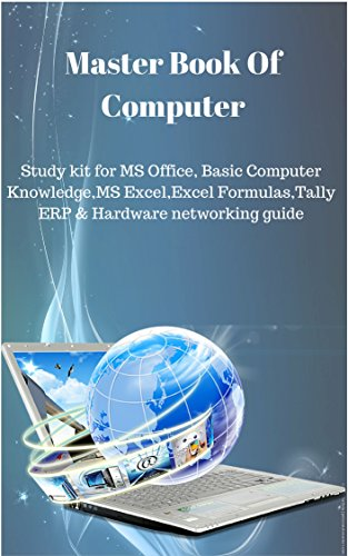 Master Book Of Computer: Learn MS Office,Basic Computer,MS