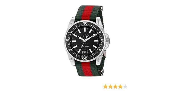 59aaa916525 Gucci Dive YA136206  Amazon.co.uk  Watches