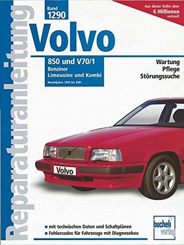 Volvo 850 und V70/1 (Kleine Mittelkonsole)