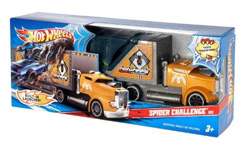 Hot Wheels-V2361-Auto Miniatur-Super Creature arraignee -