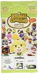 Animal Crossing: Happy Home Designer amiibo Cards Pack
