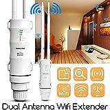 WAVLINK Répéteur Wi-FI étanche en extérieur CPE/WiFi Extendeur/Répéteur/Point...
