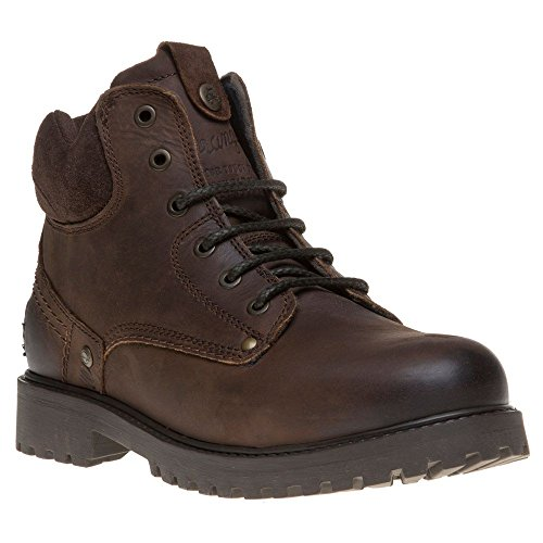 Chaussures Pour Hommes Yuma Wrangler Boots Brown