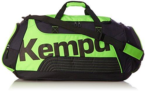 Kempa Tasche Sportline Sportbag, Grün, L (72 x 30 x 41cm, 90 ltr.), 200486802