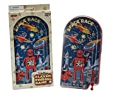 Classic Space Race Pinball Game