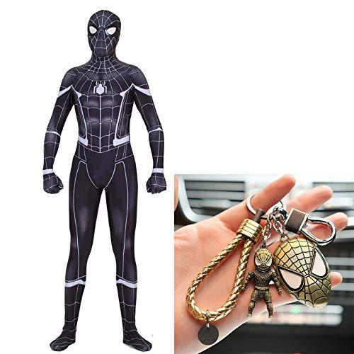 Adult Xx Large Kostüm - WERTYUH Return to Black Spider Kostüm