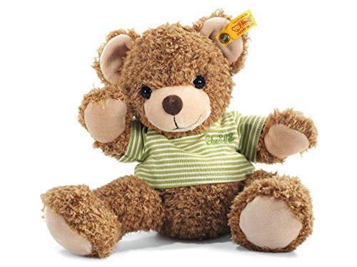 Steiff 282232 - Knuffi Teddybär, braun (Steiff Knopf Teddybär)