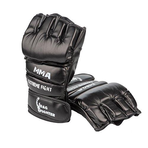 DAG Fighter MMA Handschuhe Profi hochwertige Qualität UFC optimaler Handschutz Damen Herren