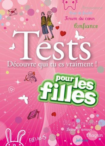 Tests pour les filles : Découvre qui tu es vraiment !