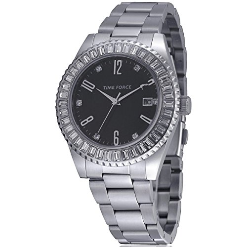 Time Force TF3373L01M - Orologio da polso da donna