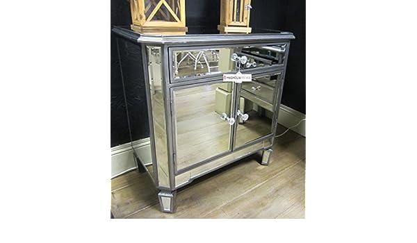 Credenza Per Ripostiglio : Argento veneziano da credenza cassettiera perfetto per il bagno