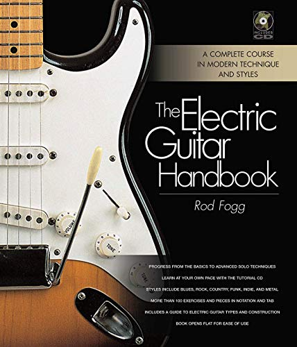 The Electric Guitar Handbook: A Complete Course in Modern Technique and Styles [With CD (Audio)] (Book & CD) Audio-qualität