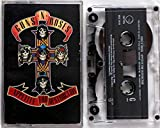 Guns'n'roses: Appetite for Destruction [Musikkassette] (Hörkassette)