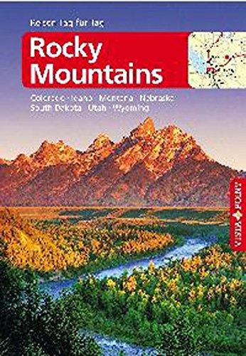 Rocky Mountains - VISTA POINT Reiseführer Reisen Tag für Tag (Mit E-Magazin)