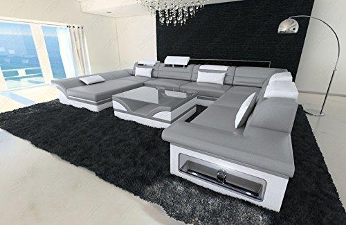 Wohnlandschaft Xxl Luxus Sofa Couches Wohnlandschaften