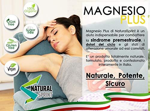 Zoom IMG-3 magnesio plus integratore cloruro acido
