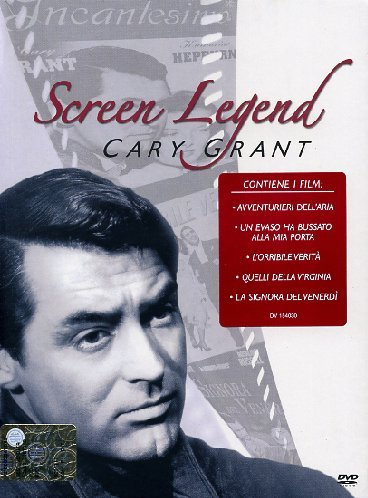 cary grant screen legend collection (5dvd) box set (Grant-box-set Cary Dvd)
