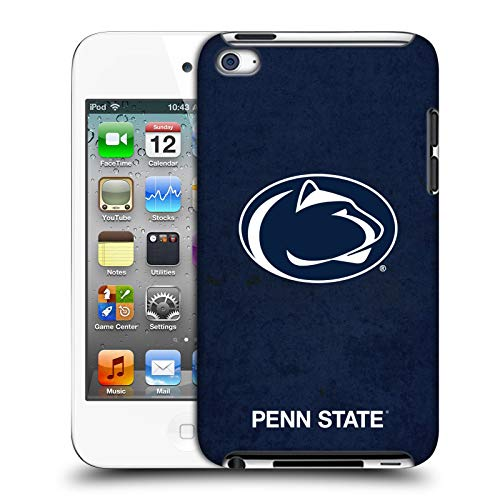 Head Case Designs Offizielle Pennsylvania State University PSU Gestresst Harte Rueckseiten Huelle kompatibel mit Apple iPod Touch 4G 4th Gen State University Ipod Touch