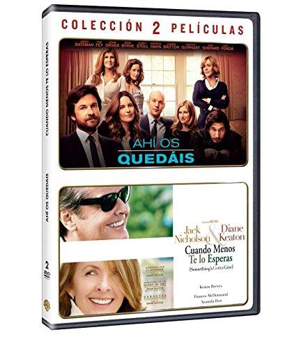 Pack: Ahí Os Quedáis + Cuando Menos Te Lo Esperas [DVD]