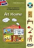 Lernen an Stationen im Englischunterricht - At Home (inkl. CD)