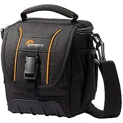 Lowepro Adventura SH 120 II - Bolsa para cámara réflex All, negro