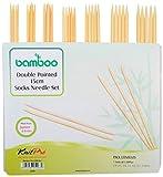 KnitPro 22544 Nadelspiel Set Bamboo 15 cm