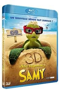 Le Voyage extraordinaire de Sammy 3D [Blu-ray 3D]