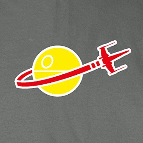 SW Starfighter - Stofftasche / Beutel Hellgrün