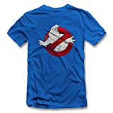 Ghostbusters Vintage T-Shirt royal-Blue S