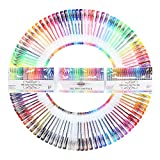 Best Gel Pens For Colorings - Gel Pens Multi Colouring Pens for Adult Colouring Review