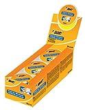 BIC Fingeranfeuchter Fingertip, 20 ml, Displaybox  6 Stück,  weiß/orange