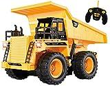 Camion- benne jaune radiocommandé entièrement fonctionnel Top Race  Ce camion- benne jaune radiocommandé entièrement fonctionnel Top Race est un jouet vraiment unique.  Le camion- benne jaune est fabriqué à partir de matériaux de très grande qualité ...